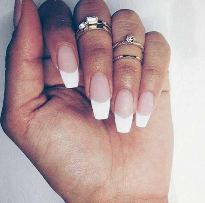 Nails Diid: Coffin Nails |