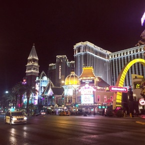 First Time in Vegas : 21stBirthday